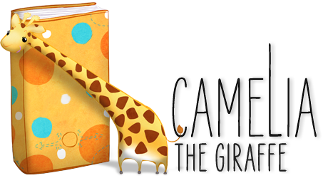 Camelia the giraffe